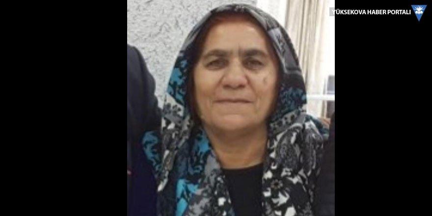 Yüksekova'da Vefat: Zerifa Korkmaz vefat etti