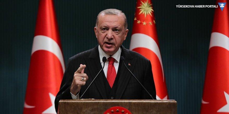 Erdoğan: Görev değişiklikleri mutlaka olacaktır