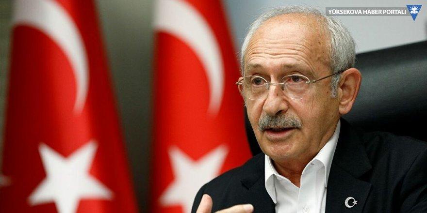 Kılıçdaroğlu'dan adaylık açıklaması: Kararı verecek olan Millet İttifakı'nın iradesidir