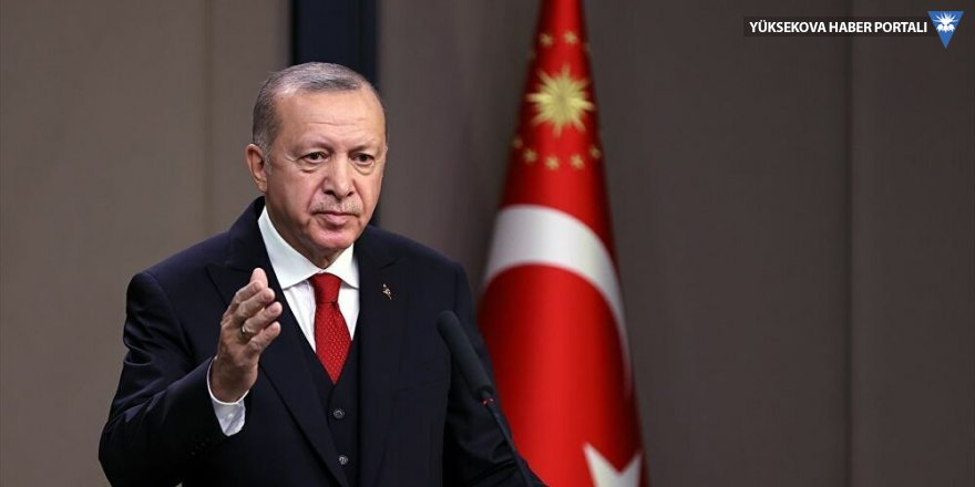 Erdoğan: Yılbaşı dahil 4 gün sokağa çıkma kısıtlaması uygulanacak