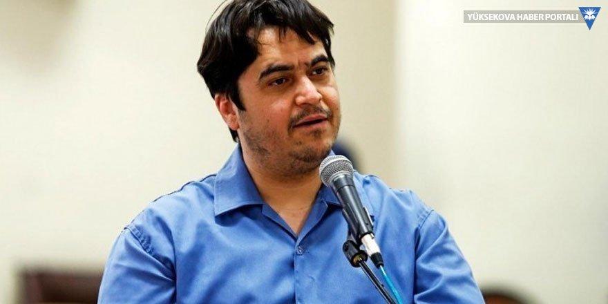 İran muhalif gazeteci Ruhullah Zem'i idam etti