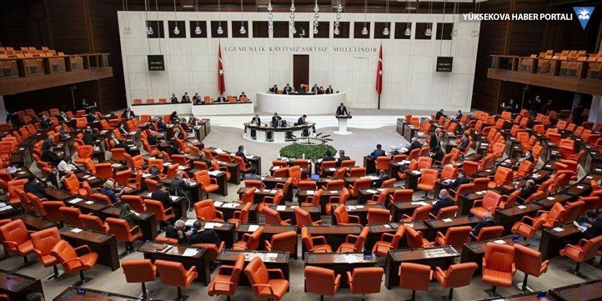 TBMM Genel Kurulunda CHP, HDP ve İYİ Parti'nin grup önerileri kabul edilmedi