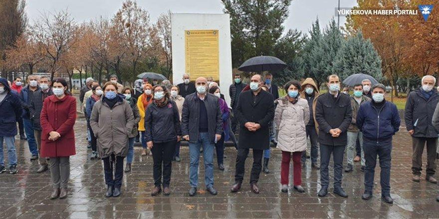HDP Diyarbakır İl Örgütü: Leyla Güven onurumuzdur