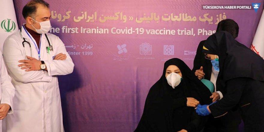 İran'ın ilk yerli aşısı insanlar üzerinde denenmeye başlandı