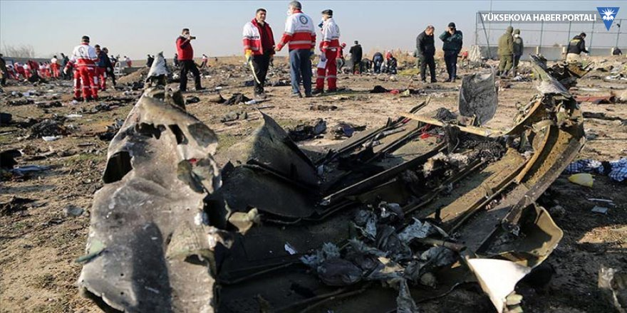 İran: Ukrayna uçağında ölenlerin ailelerine tazminat ödeyeceğiz