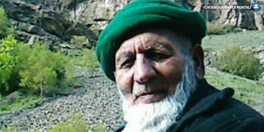 Hakkari'de Vefat: Seyit Ahmet Taşçı vefat etti