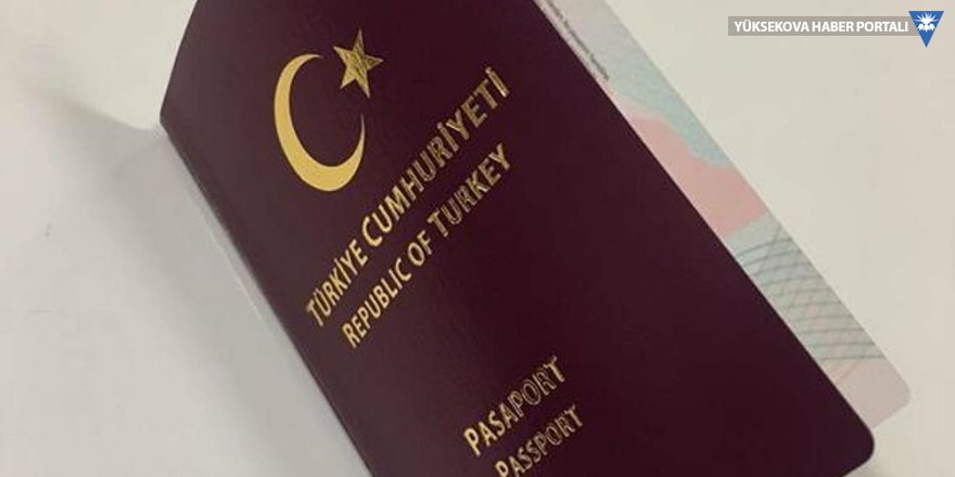 Türkiye pasaport bedeli en yüksek ikinci ülke