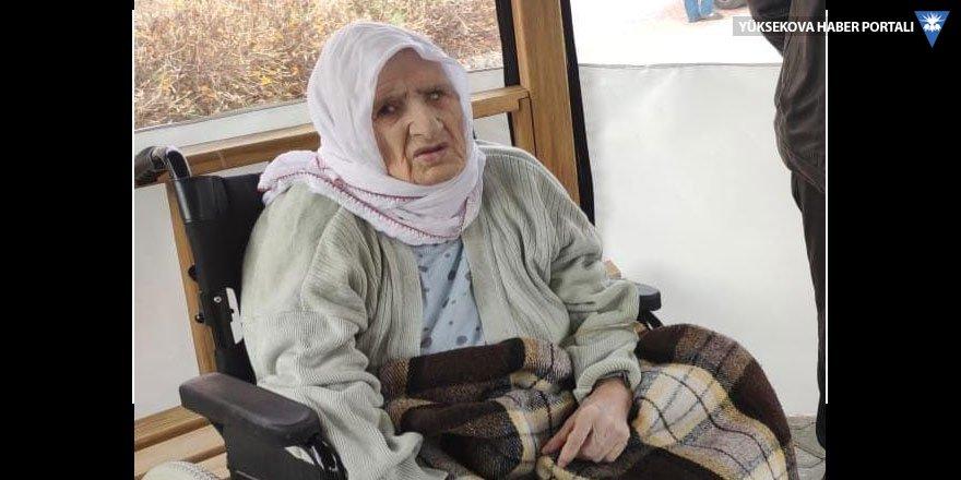 Yüksekova'da vefat: Gülli Gemicioğlu vefat etti