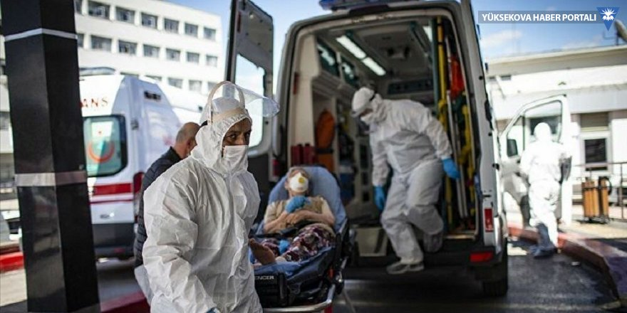 Türkiye'de koronavirüs nedeniyle 186 kişi daha hayatını kaybetti