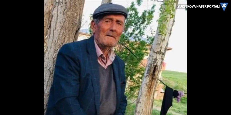 Yüksekova'da Vefat: Kemal Öner vefat etti