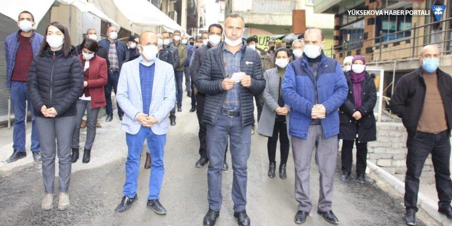 HDP: Hakkari'deki eylem yasağı sadece HDP'yi kapsıyor