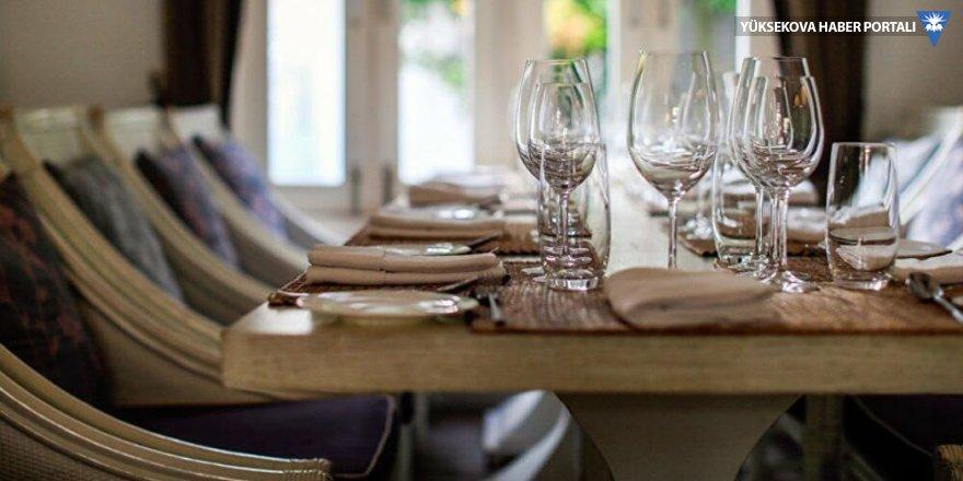 Restoran ve kafelerin kademeli açılmasında 2 bin hedefi