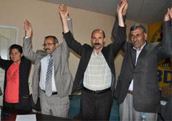 AKP'den BDP'ye geçtiler