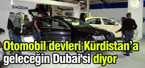 'Kürdistan geleceğin Dubai'si'