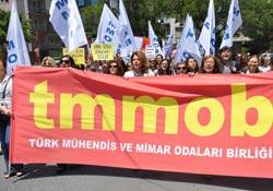 TMMOB Amed: İş kazası değil, cinayettir
