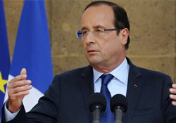 Hollande istenmiyor mu?