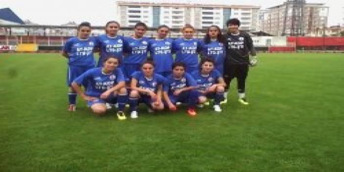 Hakkari Gücü Bayan Takımı Sezonun İlk Maçına Çıkıyor