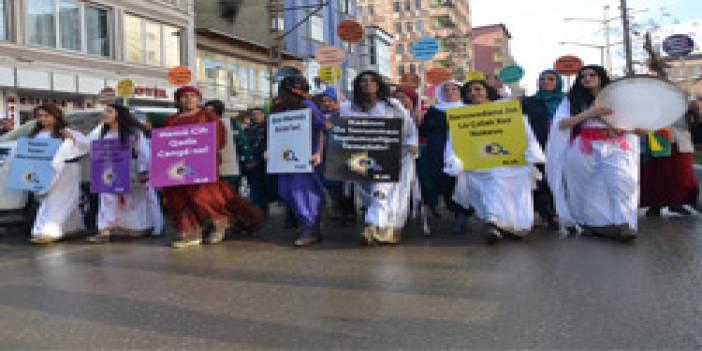 Yüksekovalı kadınlar:Erkek şiddeti ideolojiktir,meşru savunma haktır