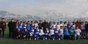 Hakkari Gücü Spor: 6 - Ağrı Birlikspor: 0