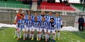 Hakkarigücü kadın takımı Nusaybin maçına hazır