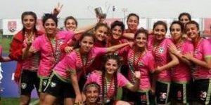 Amedspor, Hakkari Gücü'nü yenerek şampiyon oldu