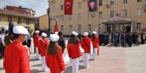 Yüksekova'da 19 Mayıs kutlamaları