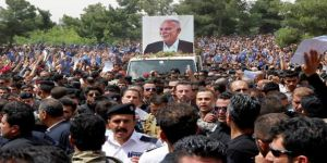 Goran lideri Mustafa toprağa verildi
