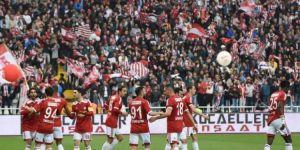 TFF 1. Lig'de Sivasspor şampiyon