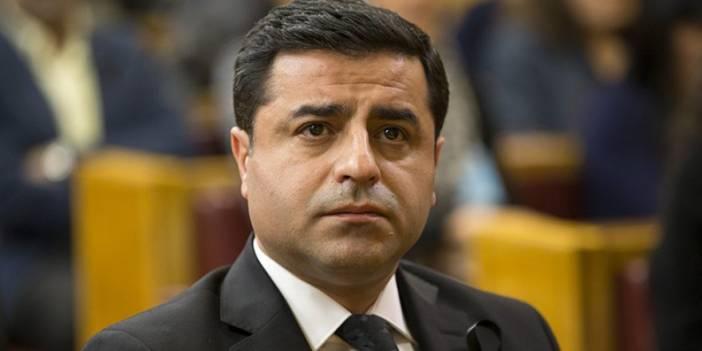 Selahattin Demirtaş: On üç aydır yargı benden kaçıyor