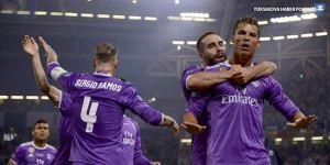 Avrupa'nın şampiyonu Real Madrid!