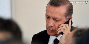 Cumhurbaşkanı Erdoğan,iki ülkenin liderleriyle görüştü