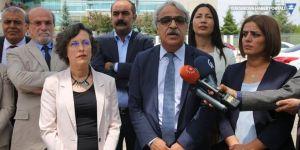 HDP'den AYM'ye 'kör kuyu' uyarısı