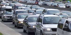 Diyarbakır'da araç sayısı arttı