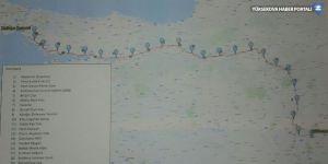 CHP'nin yürüyüş güzergahı: Hedef 1 milyon