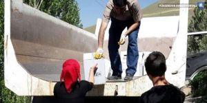 Esendere Belediyesi'nden 70 aileye ramazan paketi