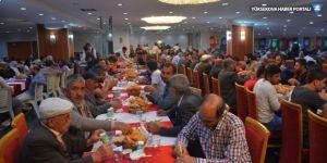 HDP'den Tatvan'da iftar yemeği