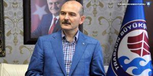 Süleyman Soylu: Antalya Emniyeti'ndeki intihar için müfettiş görevlendirildi