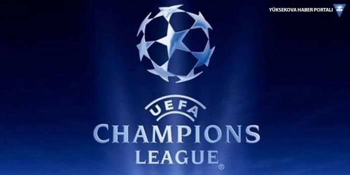 Şampiyonlar Ligi'nde gruplara kalan takımlar belli oldu