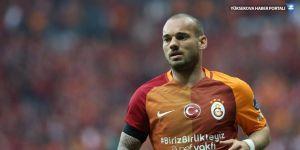 Sneijder kamp kadrosunda yer almayacak