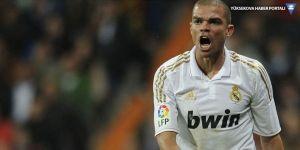 Pepe, iki hafta sahalardan uzak kalacak