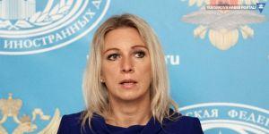 Zaharova'dan ABD'ye 'sorumsuz tehdit' yanıtı