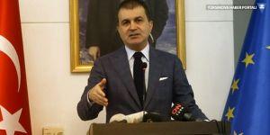 AB Bakanı Ömer Çelik: AB'ye bir Avrupa ülkesi talimat vermemeli