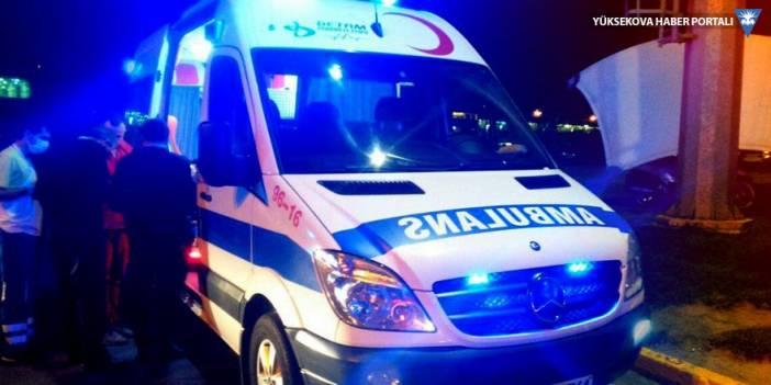 Antalya'da hastanede patlayan klima can aldı