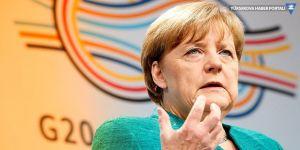 Merkel: Türkiye'den hiç bir müdahaleye müsamaha etmeyeceğiz