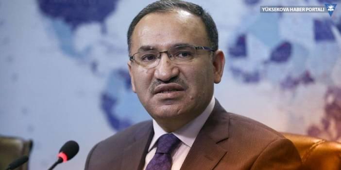 Bozdağ'dan Afrin açıklaması: Henüz işimiz bitmedi