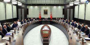 MGK: Barış Pınarı Harekatı amacına ulaşana kadar sürecek