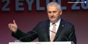 Başbakan Yıldırım: Abdullah Gül projeydi ama elde patladı