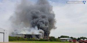 Londra Southend Havaalanı'nda patlama