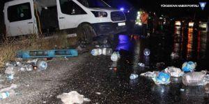 Sivas'ta zincirleme kaza: 2 ölü 7 yaralı