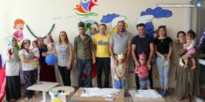 Hakkari'de çocuklarla etkinlikler programı düzenlendi